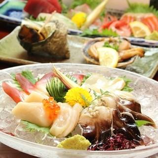 海鮮処 まる貝 - 貝盛り