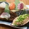 ろばた焼きと旬魚、土鍋ご飯 もへじ