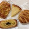 ラパン - 料理写真:アップルパイ、洋梨タルト、スイートポテト、ガレット