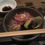 51229074 - shunju:生桜海老の刺身