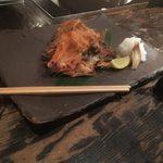 51229079 - shunju:信州サーモンの兜焼き(炭火焼)