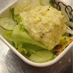 韓国料理 貝料理専門店  海家  - ポテトサラダ