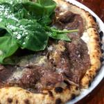 PIZZERIA IMOLA - 肉肉ピッツァ