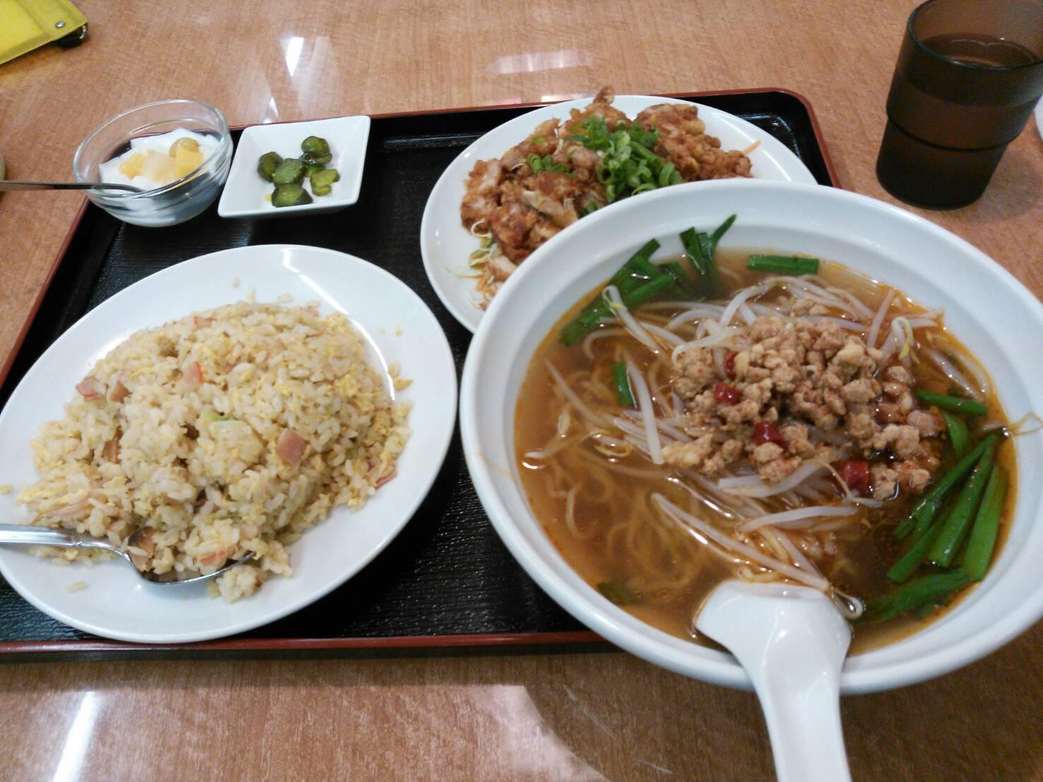 台湾料理 福龍 三次店