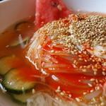 Yamanakaya - 盛岡冷麺(平日ランチ\500税抜き)