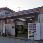 マクドナルド - 久米田駅  野球で有名な方の最寄り駅