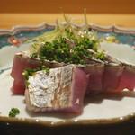 豪龍久保 - 鰹 藁焼き