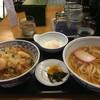 ウエスト - 料理写真:かき揚げ丼セット ¥710