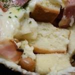 泉ヶ丘グーテ - チーズフォンデュパン