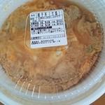 なか卯 - 親子丼(大盛)  やっぱり店内で食べた方が良いなぁ(笑)