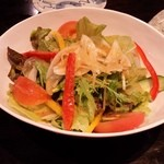 きままの台所 - 「サラダ」です。
