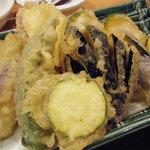5124048 - 夏野菜の天ぷら