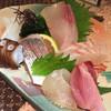 Ajiwaidokoroakagi - 料理写真:刺身盛合せ