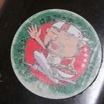 すごい煮干ラーメン凪 新宿ゴールデン街店別館 - 当たりで貰えるシール
