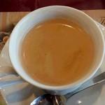 モッチモパスタ - コーヒー