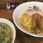 らーめん一途 - つけ麺 並 ¥800