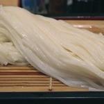 五島うどん びぜん家 - 料理写真:ざるうどん 600円