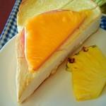 チャオ - チーズハムトースト