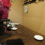 居酒屋「桜」 - リニューアル後の店内です。その4