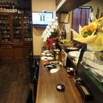 居酒屋「桜」 - リニューアル後の店内です。その2
