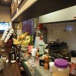 居酒屋「桜」 - リニューアル後の店内です。