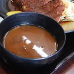 矢田かつ - お味噌汁