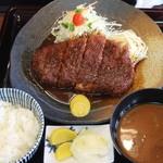矢田かつ - 味噌カツ