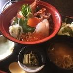 ひとやす味 - 海鮮丼