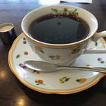 51251031 - cafe琥珀・店長おすすめのコーヒー¥600