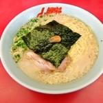ラーメン山岡家 - 料理写真:朝ラーメン 麺2玉