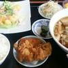 台湾料理 福客来 - 料理写真:エビマヨ定食