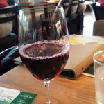 51252123 - 赤ワイン♪