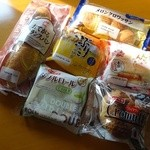 たけや製パン - 6個で388円です!