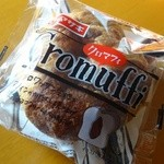 たけや製パン - ヤマザキ「クロマフィ」