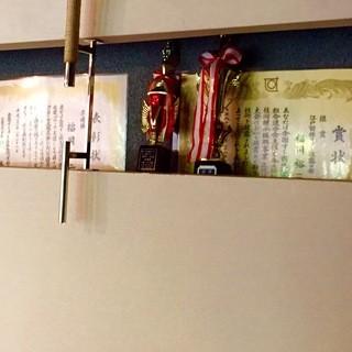 大阪の老舗で15年ほど修行した後、ミナミにやって来ました!