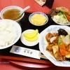 香州園 - 料理写真:2016年3月 香州園定食【1250円】ちょっと割高かな~(´Д`)