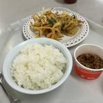 もりもり食堂 - 料理写真: