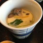 寿し清 - 料理写真:茶碗蒸し