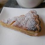 カフェホーム - 蜂蜜とレモンのタルト