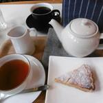 カフェホーム - 珈琲、秀逸な紅茶とタルト