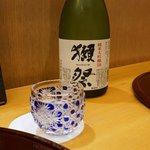 赤坂 詠月 - 獺祭50