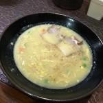 ラーメンジャン - 料理写真:コーンスープラーメン