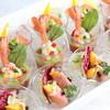 立川グランドホテル - 料理写真:グラスオードブル3種