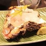 夢遊華 - 夕食:岩牡蠣