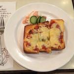 51261406 - 「料理」ピザトースト
