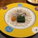 温泉山荘 だいこんの花 - 料理写真: