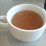 からふね屋珈琲店  - こがし玉ねぎのきいたスープ