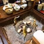 中村屋旅館 - 料理写真:夕飯①