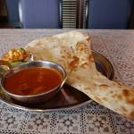 インド料理 ニサン - Aランチ(チキンカレー)