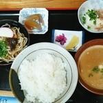 富士美野 - 料理写真:富士美野@裾野 とろろ汁定食